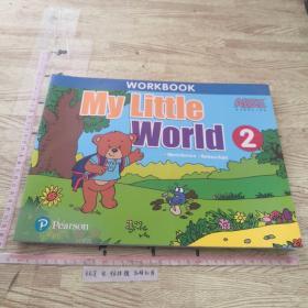 WORKBOOK My Little World  2  内有一光盘