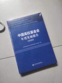 中国高校基金会年度发展报告(2020)【未开封】