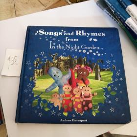 In The Night Garden:Songs & Rhymes from In the Night Garden