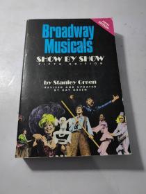 Broadway Musicals Show by Show-百老汇音乐剧