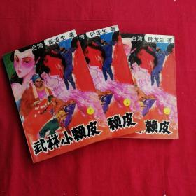 武林小赖皮(上中下)全三册