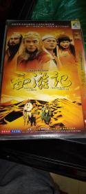 西游记,第一部张卫健+第2部陈浩民,dvd碟,绝版碟