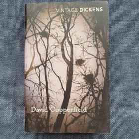 David Copperfield 《大卫·科波菲尔》英文原版