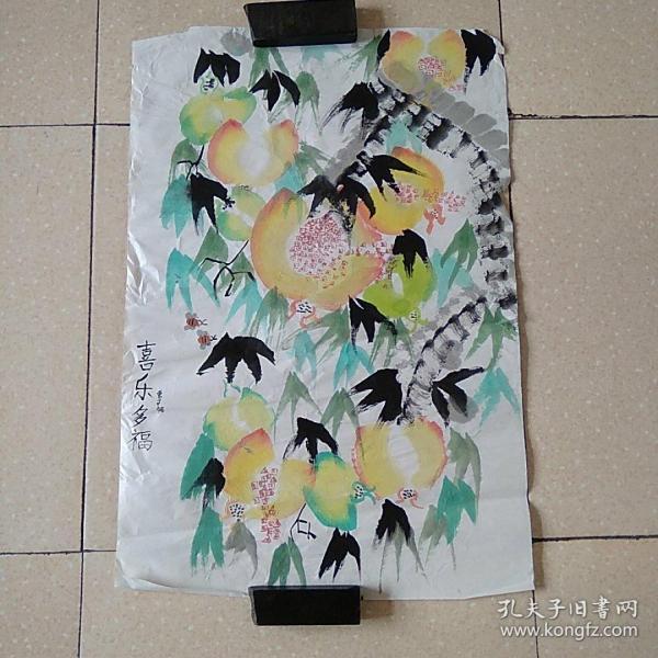 花鸟画3平尺(015)9