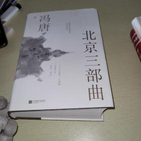 北京三部曲(关于青春独树一帜的文字,2021作家冯唐出道二十周年精装纪念版)