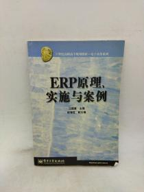 ERP原理、实施与案例