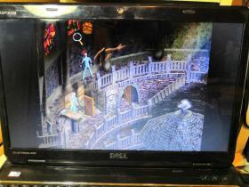 PC电脑游戏光盘 祖国版 飞跃疯人院 1997