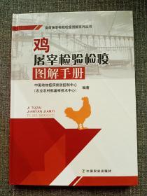 鸡屠宰检验检疫图解手册      【硬精装全彩铜版纸,一版一印,全新未阅】
