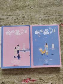 偷偷藏不住(全二册)竹已晋江金榜作品段嘉许VS桑稚/2本合售