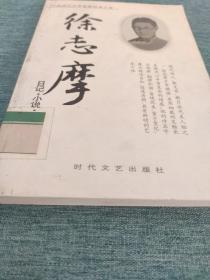 中国现代文学名家经典文库:徐志摩.日记.小说