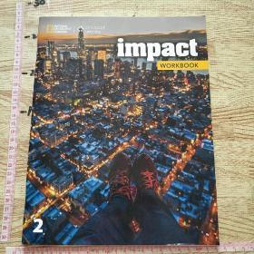 美国国家地理中学英语教材  Impact Level 2 练习册