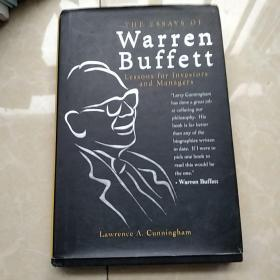 The Essays of Warren Buffett: Lessons for Investors and Manage 外文原版 带签名