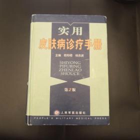 实用皮肤病诊疗手册 第2版