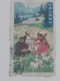 T27(3-3)邮票