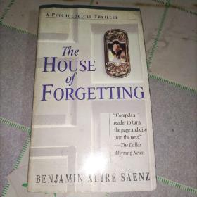 The HOUSE FORGETTING 实物图