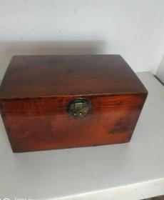 民国老揪木书箱老木箱