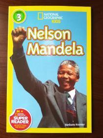 Nelson Mandela 【正版全新】