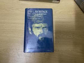 D.H.Lawrence:The Critical Heritage   劳伦斯研究资料集,庞德、叶芝、艾略特、伍尔芙、福斯特、曼殊菲尔德、艾肯、波特、Pritchett 、默里 等等大小作家、评论家 写 《查泰莱夫人的情人》作者。精装,1970年老版书