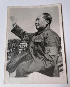 毛主席像片