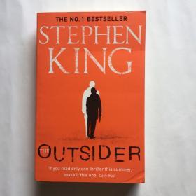 现货 局外人 英文原版 The Outsider 史蒂芬·金 Stephen King 新作