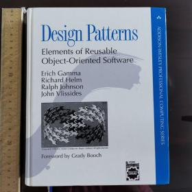 Design patterns elements of reusable object-oriented software 设计模式 英文原版精装