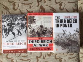 Richard J.Evans -- The coming of Third Reich, Third Reich in Power and Third Reich at War