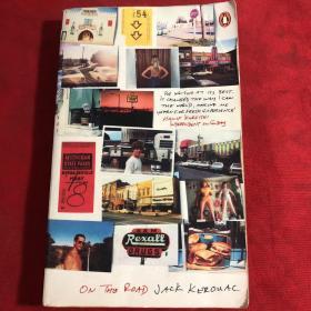 On the Road:The Original Scroll. Jack Kerouac