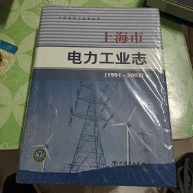 上海市电力工业志 : 1991~2002