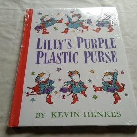 Lilly's Purple Plastic Purse莉莉的紫色小皮包 英文原版