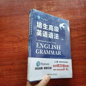 培生高级英语语法上下册(培生经典,原版引进,全球百万级销量,国外名师手把手教你学语法)未拆封