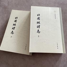 北周地理志(全二册):王仲荦著作集