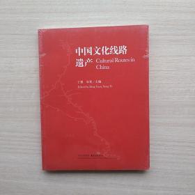 好品相,全新未拆封:《中国文化线路遗产》
