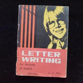 LETTER WRITING 英文版