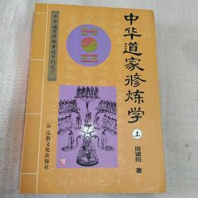 中华道家修炼学(上下两册全)正版书