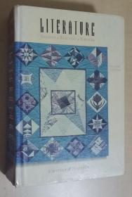 英文原版书 Literature : reading, reacting, writing 2nd edition Laurie G Kirszner