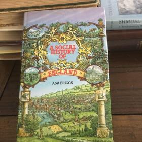 A social history of England 英格兰社会史
