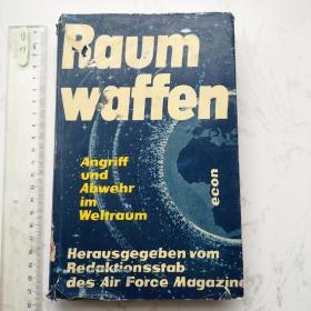 RaumWaffen  德文德语德国