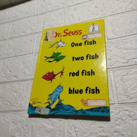 One Fish Two Fish Red Fish Blue Fish:Fish, Two Fish, Red Fish, Blue Fish