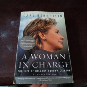 A Woman in Charge:The Life of Hillary Rodham Clinton