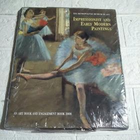 THE METROPOLITAN MUSEUM OF ART IMPRESSIONIST AND EARLY MODERN PAINTINGS(平装 16开 详情看图 未开封)