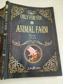 动物庄园Animal Farm(全英文版