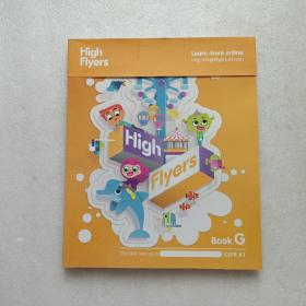 High Flyers  Book G + Workbook G    全两册