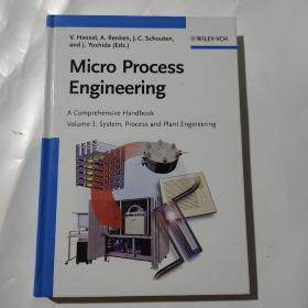 MicroProcessEngineering:AComprehensiveHandbook3
