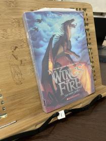 The Dark Secret (Wings of Fire #4) 英文原版 黑暗的秘密