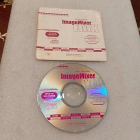 ImageMixer:Ver.1.5for Sony光盘1张 ( 无书  仅光盘1张)