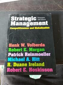 Strategic Management 公司战略管理 英文原版