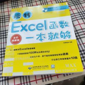 玩转Excel函数一本就够了