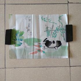 花鸟画1平尺(015)7