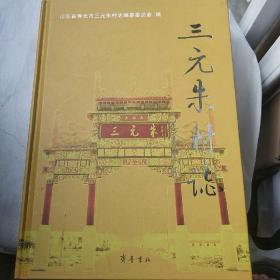 三元朱村志
