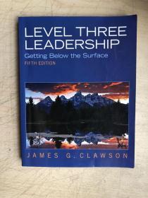 Level Three Leadership: Getting Below the Surface(英文原版)